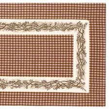 "Country House Collection  13"" runner, 3 lengths"