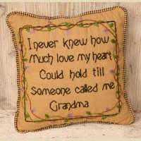 Family Collection Pillow