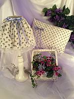White floral Basket - 26012_IMG_0544