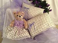 Teddy Bear and Pillows - 26023_IMG_0539