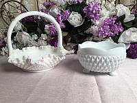 Milk Glass Set - 26058_IMG_0206