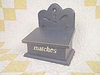 Antique Matches Box