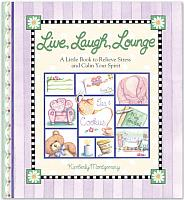 Live Laugh Lounge - Gift Book