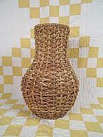Thrush Woven Vase